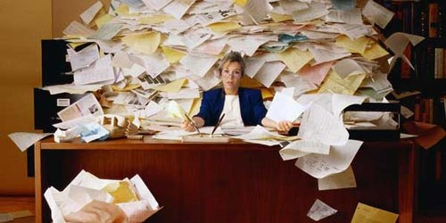 10 Paperwork Management & Identity Theft Tips
