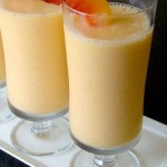 Quick Peach Smoothies Recipe