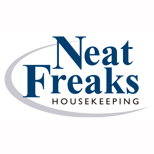 neat freaks housekeeping commercial and residential logo